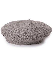 AIRPAPEL/ペーパーストローベレー帽/501945611