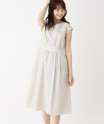 index/【洗える】飾りボタンドットワンピース/501945791