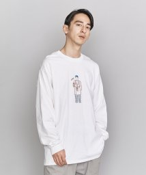 BEAUTY&YOUTH UNITED ARROWS/【別注】 <LES CINQ LETTRES.> TRT L/TEE BYSP/カットソー/501945801