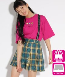 PINK-latte/★ニコラ掲載★ゴムサス付プリーツ スカート/501946134