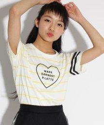 PINK-latte/ハート Tシャツ/501946331