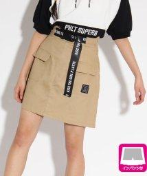 PINK-latte/カチャベルト台形 スカート/501946352