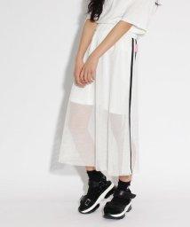 PINK-latte/★ニコラ掲載★ラインロングすけ スカート/501946401