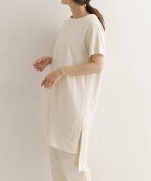URBAN RESEARCH DOORS/mizuiro-ind 別注 low silk one-piece/501946458