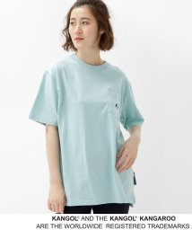 BASECONTROL/【WEB限定】  コラボ 別注  KANGOL ポケット Tシャツ/501946670