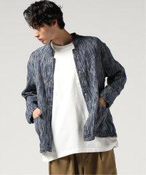J.S Homestead/KASURI JACQUARD STAND CHORE JKT/501947006