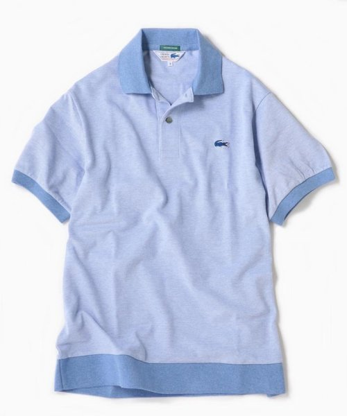 SHIPS MEN(シップス メン)/LACOSTE: 別注 Chantilly MODEL ポロシャツ/112115025