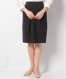 SHIPS WOMEN/ 【SHIPS for women】WD:SETUP DOUBLE CLOTH TUCK SK   /501893817