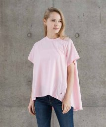LEVI'S LADY/JERSEY SHORT SLEEVE TEE PINK 5.8/501933553