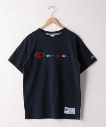 coen/Champion(チャンピオン)アクションスタイルロゴクルーネックTシャツ(C3-F362)/501938360