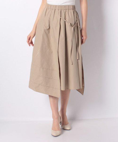 VICE VERSA(バイス バーサ)/【セットアップ対応】ラップデザインフレアースカート/224456
