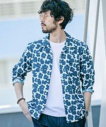 nano・universe/【WEB限定】PARIS AUTHENTIQUEオープンカラーシャツ長袖/501947579