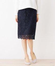 index/【洗濯機洗いOK】レースミモレタイトスカート/501947832