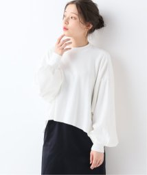 SLOBE IENA/CLANE THERMAL VOLUME SLEEVE カットソー/501949215