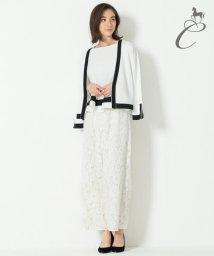 JIYU-KU /【Class Lounge】OLIVIA LACE ワイドパンツ(検索番号Y47/501949825