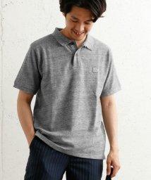 URBAN RESEARCH/【DOORS】刺繍鹿の子ポロシャツ/501931186