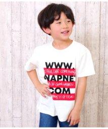 ANAP KIDS/ボーダーBOXロゴBIG-Tee/501941094