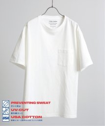 JOURNAL STANDARD/【Begin8月号掲載】【汗染み防止】US COTTON ヘビーウェイト Tシャツ/501949863