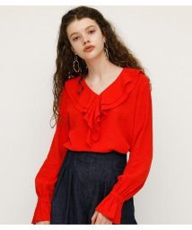 SLY/FRILL BLOUSE/501950204