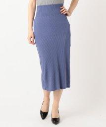 ICB(LARGE SIZE)/【セットアップ】Hi Twist Silk CottonII ニット スカート/501950339