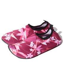 VacaSta Swimwear/【RUSTY】カトレアプリント マルチアクアシューズ/501940212
