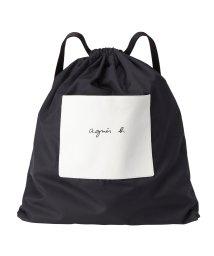 agnes b. Voyage/MS07-02  ナップサック/501940268