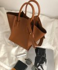marjour/SHOULDER TOTE BAG/501618089