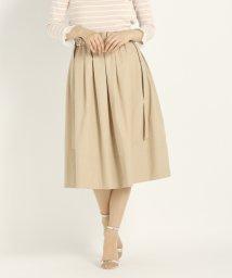 UNIVERVAL MUSE/サージュタイプライター スカート/501900609