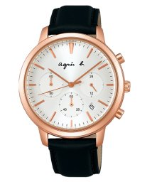 agnes b. HOMME/LM02 WATCH FCRT965 時計/501945269