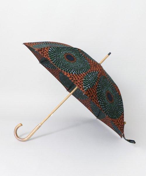 KAGURE(かぐれ(キッズ))/アフリカンスクエア 別注パーニュ日傘サークル/10101-1902-KL95
