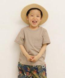 URBAN RESEARCH DOORS(Kids)/【予約】ポンチポケットTシャツ(KIDS)/501952624