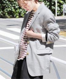JOURNAL STANDARD/【NEU】リネンドビーピークドラペルジャケット/501953123