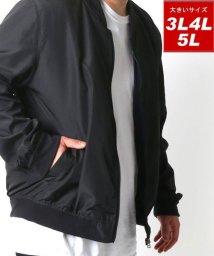 MARUKAWA/大きいサイズ アウター MA-1 MA1 裏 メッシュ/501756014