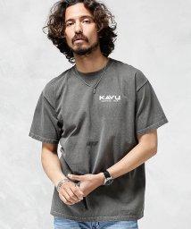 nano・universe/KAVU:別注FRUIT OF THE LOOM ピグメントTシャツ/501897776