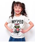 ANAP KIDS/サングラスキャラTシャツ/501941090