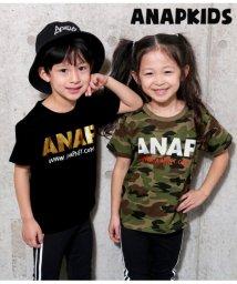 ANAP KIDS/手書きアドレスロゴTee/501941091