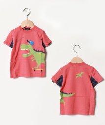 kladskap/スケボーザウルスTシャツ/501945301