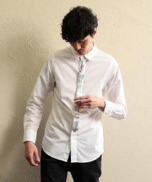 GUILD PRIME MENS/【LOVELESS】MEN スパンコールネクタイシャツ/501945506