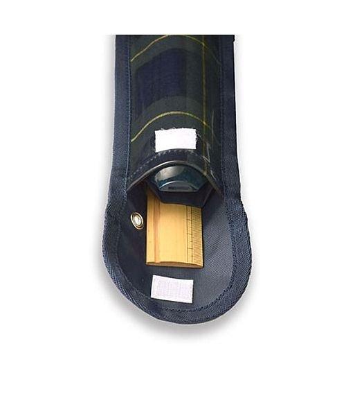 カラフルキャンディスタイル リコーダーケース タータンチェック・ダークグリーン キッズ ダークグリーン f 【COLORFUL CANDY STYLE】