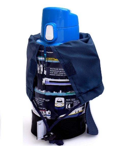 COLORFUL CANDY STYLE(カラフルキャンディスタイル)/水筒カバー スモールタイプ 出発進行スーパーエクスプレス/N7314800