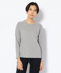 BEAVER/MANASTASH/マナスタッシュ Ws CREW PULLOVER クルーネックTシャツ/501953341
