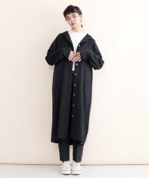 merlot/【IKYU】ロングフーディコート/501954493