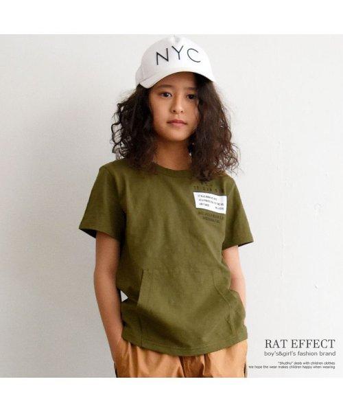 RAT EFFECT(ラット エフェクト)/モッズTシャツ/RTS92402