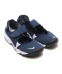 NIKE/NIKE RIFT (GS/PS BOYS)  OBSIDIAN/WHITE-WOLF GREY/501955209