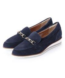 UNTITLED shoes/アンタイトル シューズ UNTITLED shoes パンプス (ネイビースエード)/501955830