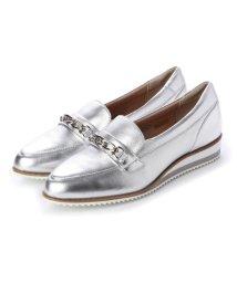 UNTITLED shoes/アンタイトル シューズ UNTITLED shoes パンプス (シルバー)/501955832