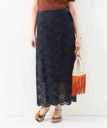 journal standard  L'essage /【OKIRAKU/オキラク】xL'ESSAGE レーススカート◆/501955965