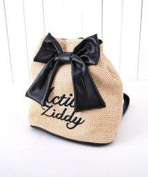 ZIDDY/【ニコプチ掲載】リボン付きリュック/501909594