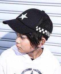 RAD CUSTOM/【カタログ掲載】星刺繍メッシュキャップ/501926566