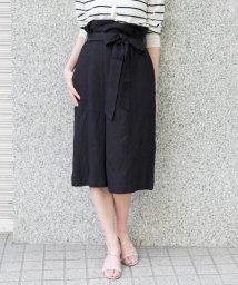 URBAN RESEARCH/【ROSSO】ウエストリボンラップ風スカート/501931744